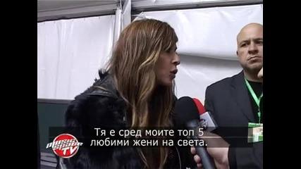 Ана Виси обожава Ани Ленъкс
