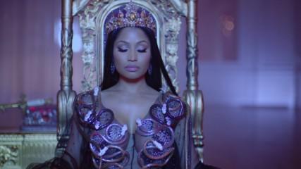 Nicki Minaj - No Frauds (Оfficial video)