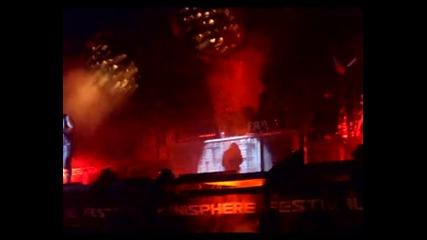 Rammstein - Feuer Frei София Рок 2010 ден 2