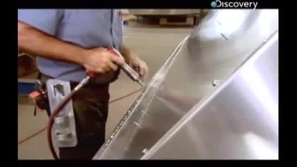 Как се прави - алуминиева лодка - с Бг превод
