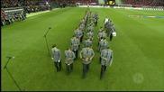 Зрелищна церемония постави старт на финала за Купата на Германия