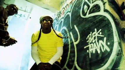 Chris Brown - Look At Me Now ft. Lil Wayne, Busta Rhymes [ Hd ]