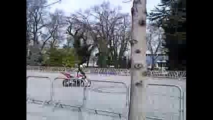 Панаира Стънт Шоу Сутринта video - 2010 - 03 - 20