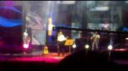 Любэ - Свои (юбилеен концерт в София 09.11.2009)