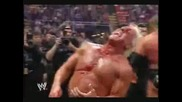 Triple h vs Ric Flair|survivor|