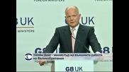 Г-8 се провали в намирането на решение за кризата в Сирия