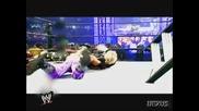 WWF Скалата Срещу Стив Остин - WrestleMania X7 **HQ** (Част 3)