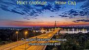 Джордже Балашевич - Докато небето над Нови Сад (превод)