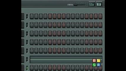 Fruity Loops - Hardstyle Tetris Music Demo