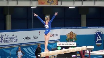 Ангелина Мелникова - Европейски шампионат