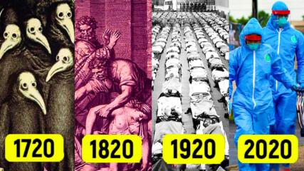 Пандемия на всеки 100 години. Загадъчните 20-те години