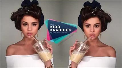Selena Gomez Talks About Revival Tour, A$ap Rocky, Wiz Khalifa & More Kidd Kraddick Morning Show
