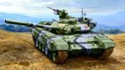 Танкът Т90-СМ най-новият железният коз на Русия