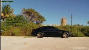 Истински красавец - Clk63 Black Series Amg с джанти Vossen