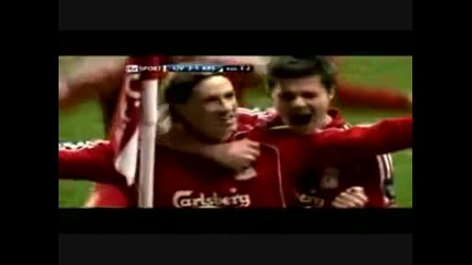 Fernando Torres - The Son Of Anfield Road