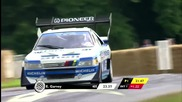Peugeot 405 T16 Pikes Peak - Goodwood Festival of Speed 2015
