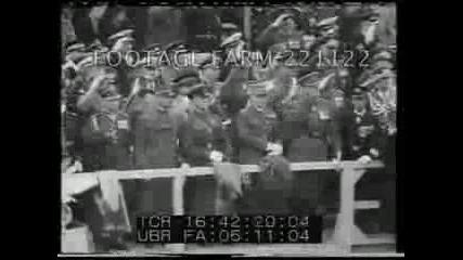 Парад по случай 50-тия рожден ден на Хитлер(1939г.)