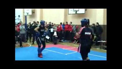 Доп Плевен 2012 - Албена Малчева киклайт финал рунд 1