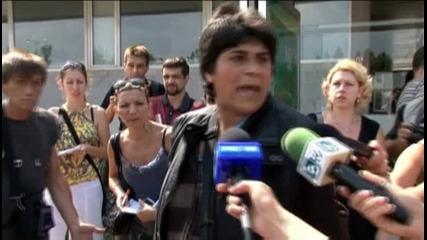 26.08.10 - Дойдоха си и почнаха скандалите: Роми откраднали 300 евро от такси