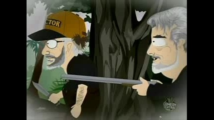 South Park - Indiana Jones Rape