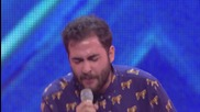 Andrea Faustini sings Try A Little Tenderness - Arena Auditions Wk 1 - The X Factor Uk 2014