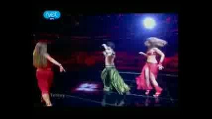 Eurovision 2009 Turkey - Hadise - Dum Tek Tek