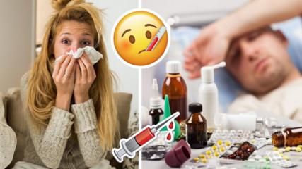 В най-опасния сезон: Топ 10 на митовете при настинки и грип