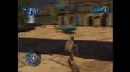 Star Wars Battlefront 1 Level 2 : Naboo Clone Wars