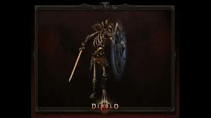 Diablo 3 Artwork Trailer