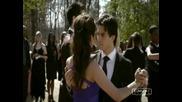 Може ли един танц? | Деймън & Елена | The Vampire Diaries