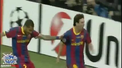 Барселона 3:1 Манчестър Юнайтед