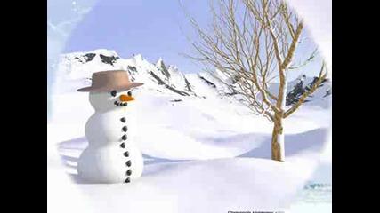 Снежен Човек - Детска Песен