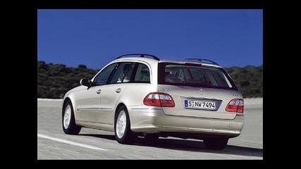 Mercedes - Benz E - class (всички генрации)