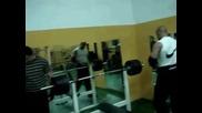 190 кг 2 повторения