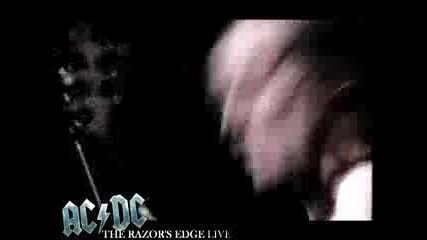 Ac/dc - The Razors Edge Live! [hd]