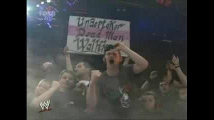 Wwe - Бърза победа на Undertaker в Wwe (2007)
