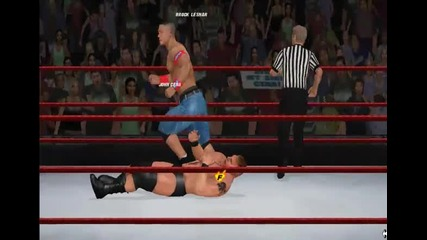 John Cena vs brock lesnar extreme rules 2012