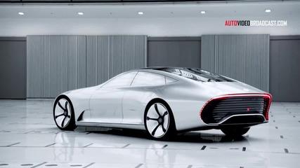 2016 Mercedes Concept Iaa