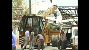 India: Inquest begins after plane falls on building following crane collapsed
