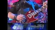 Тома - Crying in the rain/whitesnake cover/music Idol 2