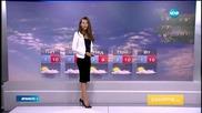 Прогноза за времето (13.03.2015 - обедна)