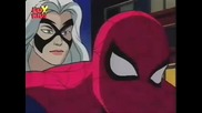 Култовата анимация Спайдър - Мен (1994-1998)