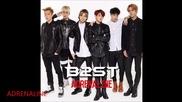 Beast - Adrenaline - 5 Japanese Single Regular Edition Cover Full [2014.05.28]