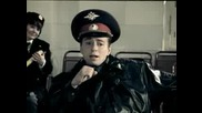 Любе и Безруков - Берези ( с превод )