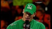 Wwe Raw 14.5.2012 John Cena And John Laurinaitis Segment