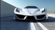Американският супер автомобил вдъхновен от: 2015 Exotic Rides W70