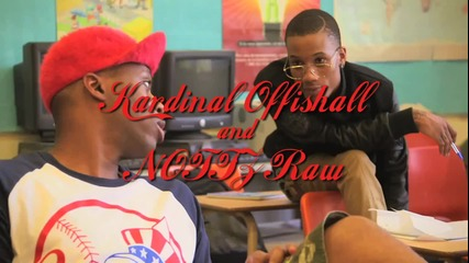 Kardinal Offishall & Nottz Raw - Mr. Parker