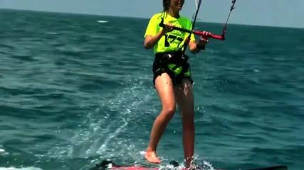 Състезание по Китборд (kiteboard racing)