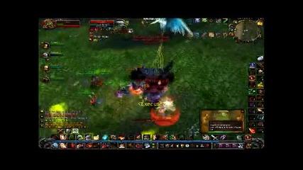 Frankii - Bladestorm Warrior lvl 69 twink pvp. crits [hq] Wow