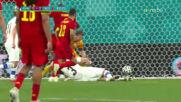 """Ромелу Лукаку удвои преднината на """"червените дяволи"""" срещу Финландия"""